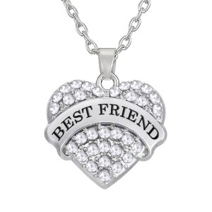 necklace-ladies-best-friend-clear-crystals-heart