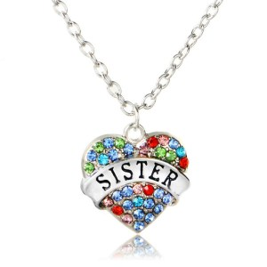 necklace-ladies-sister-coloured-crystals-heart