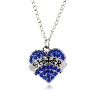necklace-ladies-sister-navy-blue-crystals-heart
