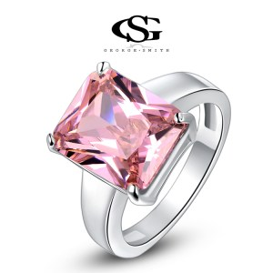 ring-ladies-platinum-plated-pink-luxury