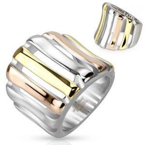 ring-ladies-stainless-steel-wide-concaved-bridge-triple-tone-IP