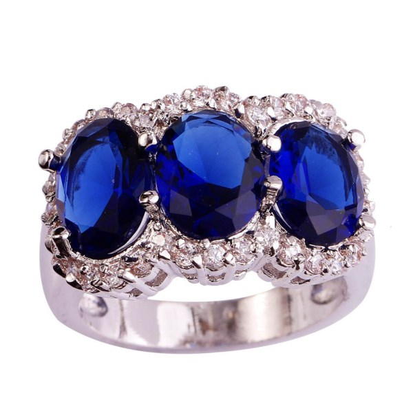 ring-ladies-sterling-silver-plated-sapphire-quartz-white-topaz