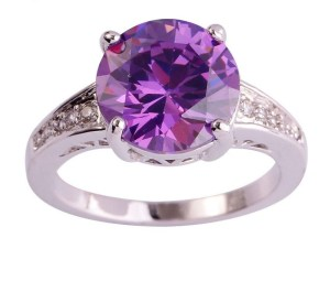 ring-ladies-sterling-si;ver-plated-round-amethyst-white-topaz