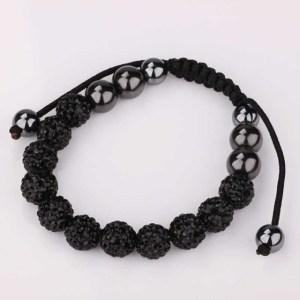 bracelet-shamballa-black
