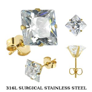 earrings-gold-plated-stainless-steel-clear-cz