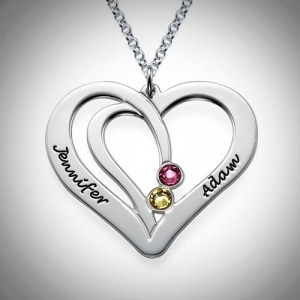 necklace-couples-sterling-silver-personalised-birthstone-engraved-couples-heart