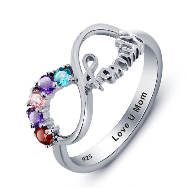 ring-ladies-sterling-silver-family-birthstone-engraved-1023