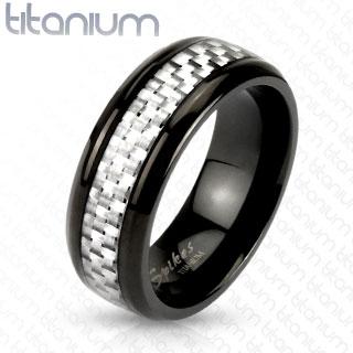 ring-mens-titanium-white-silver-carbon-fiber-inlay-centre-band-black-IP