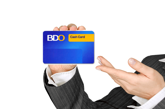How to Get BDO Cash Card for only P150