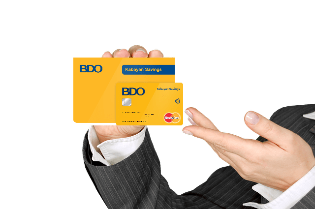 How to Open BDO Kabayan Savings Account for OFWs