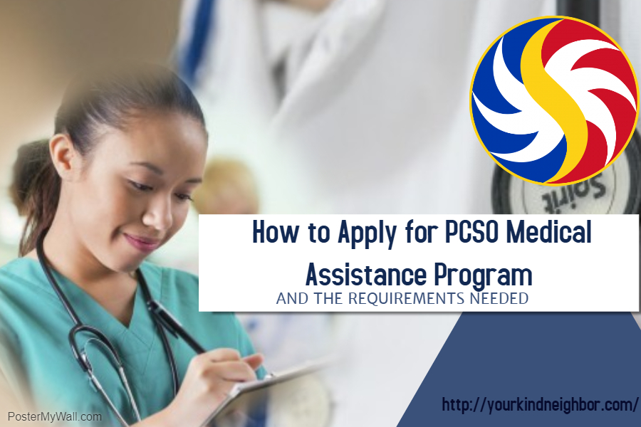 How to Apply for PCSO Medical Assistance Program
