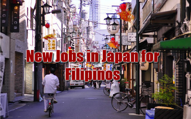 Jobs in Japan for Filipinos – Latest Job Openings