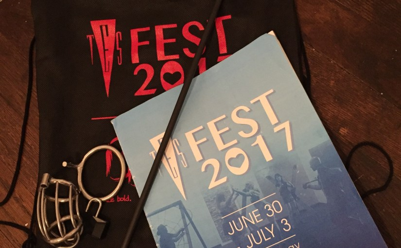 My Kinky Saturday at TES Fest 2017