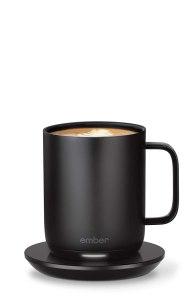 Ember Ceramic Black Smart Mug