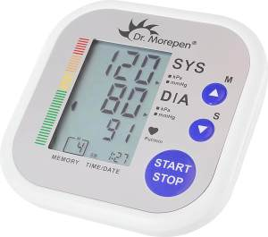 Dr Morepen Blood Pressure Monitor (Bp02)