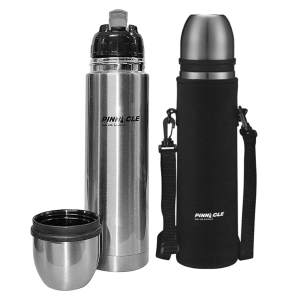 Pinnacle Vacuum Flask with Flip Lid