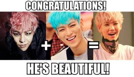 t.o.p top g-dragon zelo meme big bang bap b.a.p