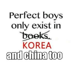 Perfect Boys Korea China Asian Fetish
