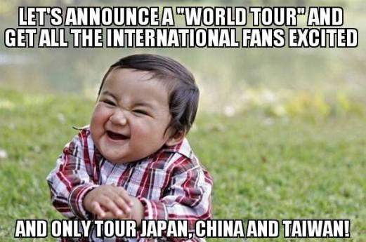 tour world international fans meme