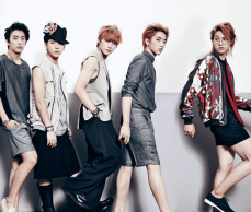 B1A4 (Active '11 - today)