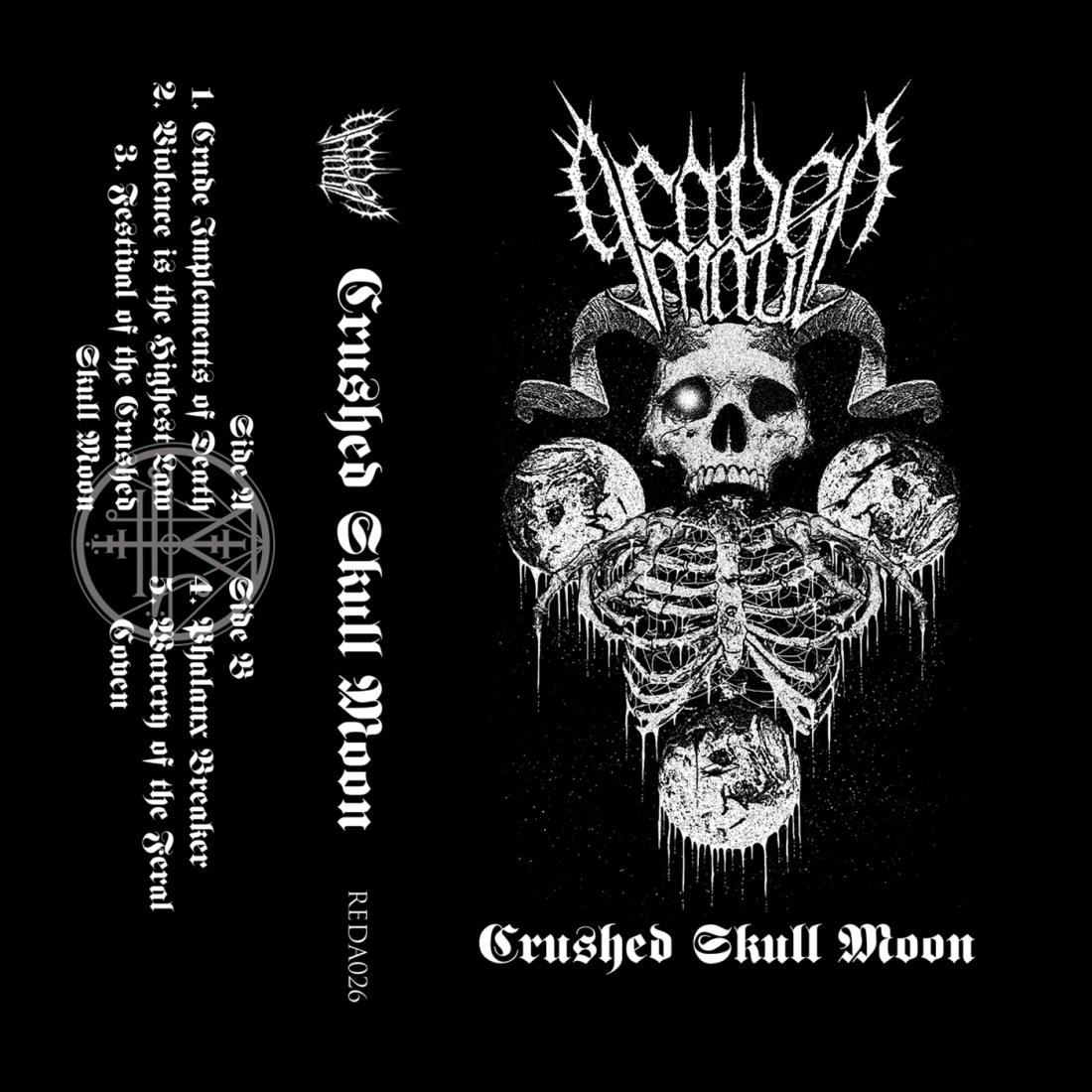 Graven Maul – Crushed Skull Moon Tag-Team Review – Last Rites