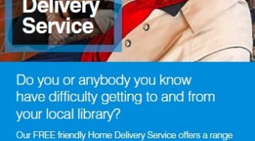 Home Delivery Service flyer