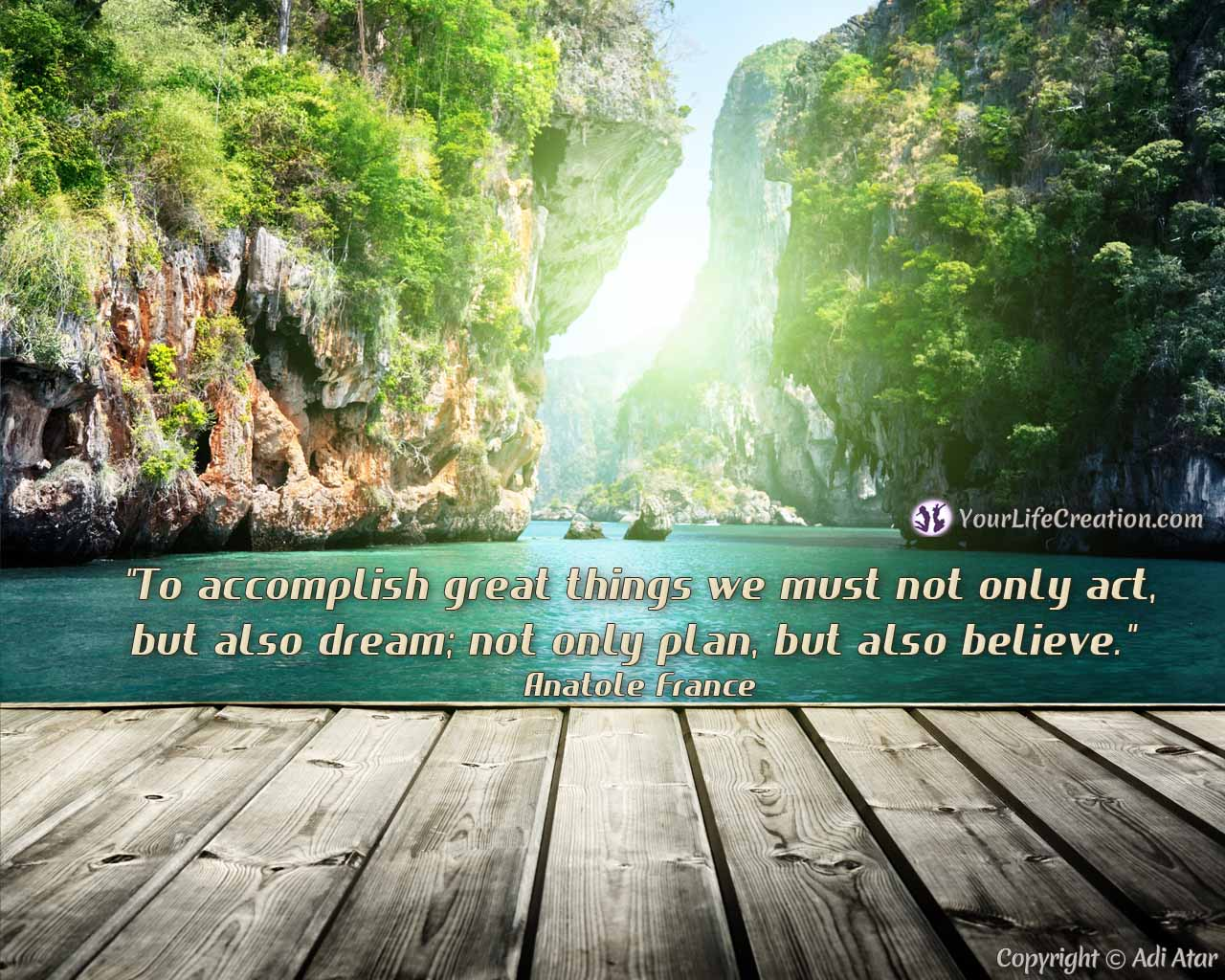 To Accomplish Great Things   Your Life Creation - Self ... on Outstanding Things  id=59208