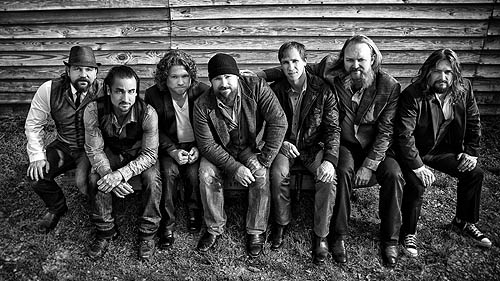 Zac Brown Band – SSE Arena, Wembley (25 September 2015)