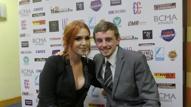 INTERVIEW: Laura Oakes at the BCMA Awards