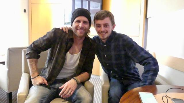 INTERVIEW: Canaan Smith In London