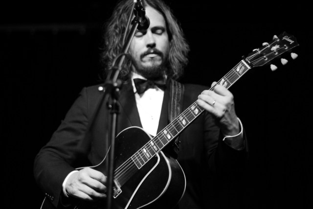 REVIEW: John Paul White – Live At The Deaf Institute, Manchester