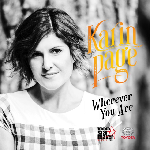 Perth-Born Artist Karin Page On The Move With New Single 'Wherever You Are'