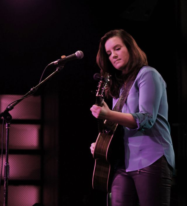 Brandy Clark Lands Two 2017 Grammy Nominations For 'Big Day In A Small Town' Album