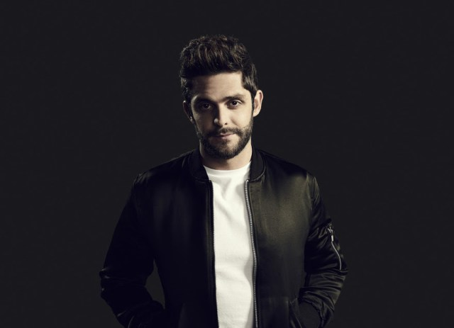Thomas Rhett Catapults Into 2017 Headliner Status