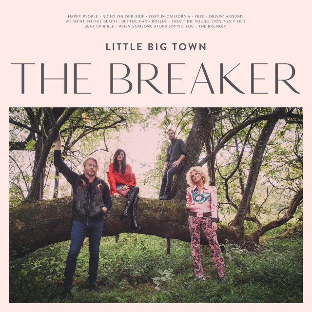REVIEW: Little Big Town – 'The Breaker'