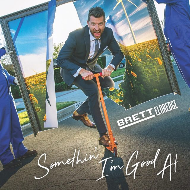 SINGLE REVIEW: Brett Eldredge – 'Somethin' I'm Good At'