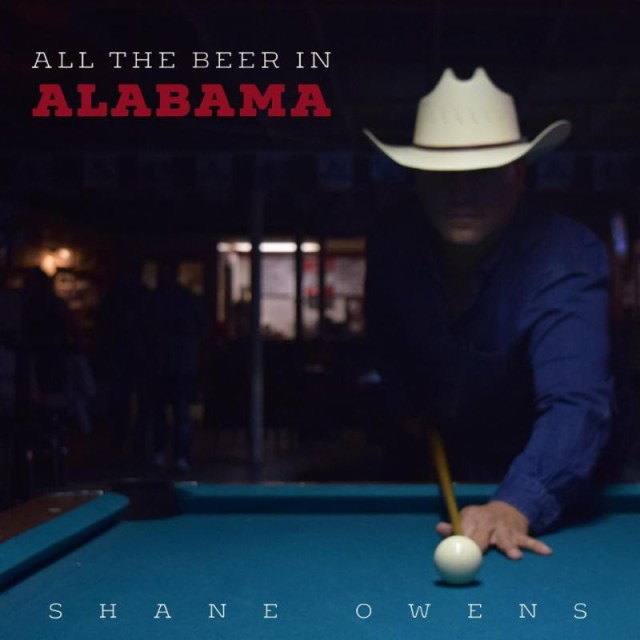 """Shane Owens Stands Up For Traditional Country With New Single """"All The Beer In Alabama"""""""