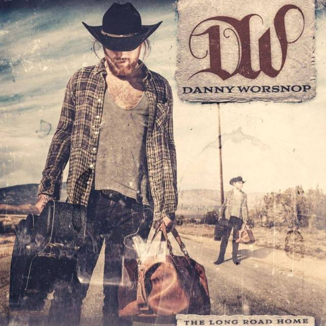REVIEW: Danny Worsnop – 'The Long Road Home'