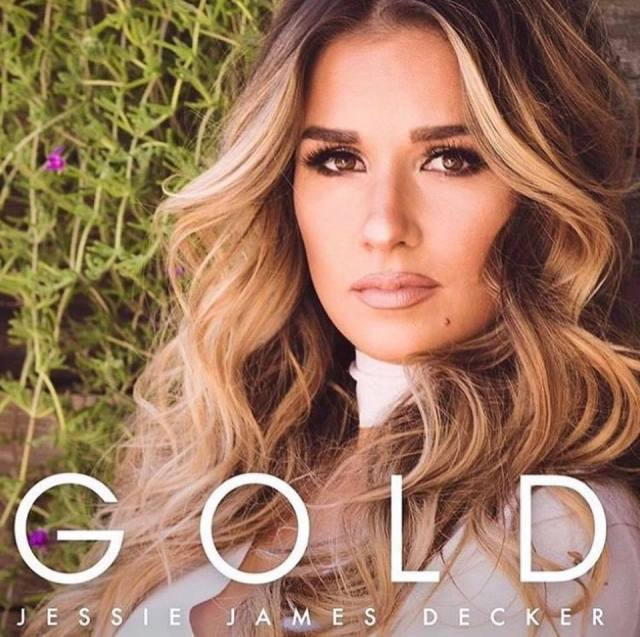 REVIEW: Jessie James Decker – 'Gold' (EP)
