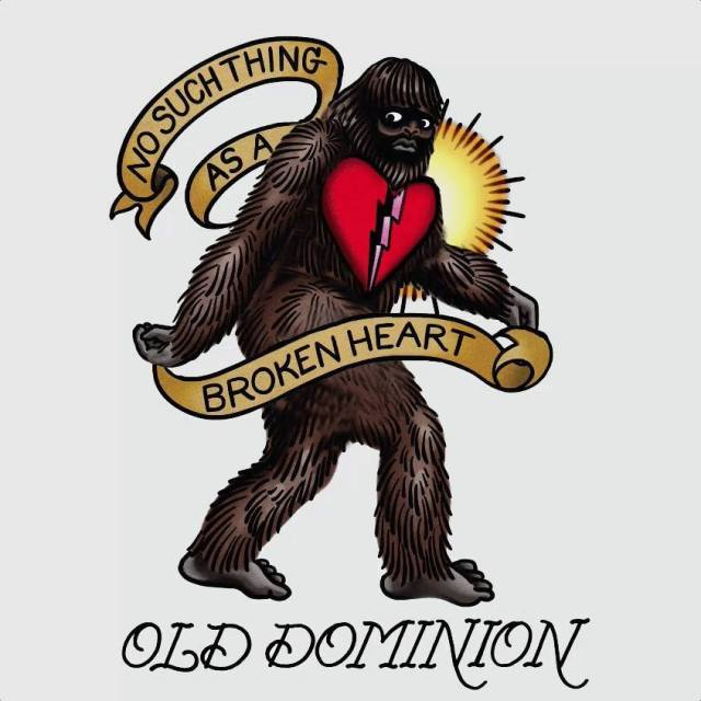 SINGLE REVIEW: Old Dominion – 'No Such Thing As A Broken Heart'