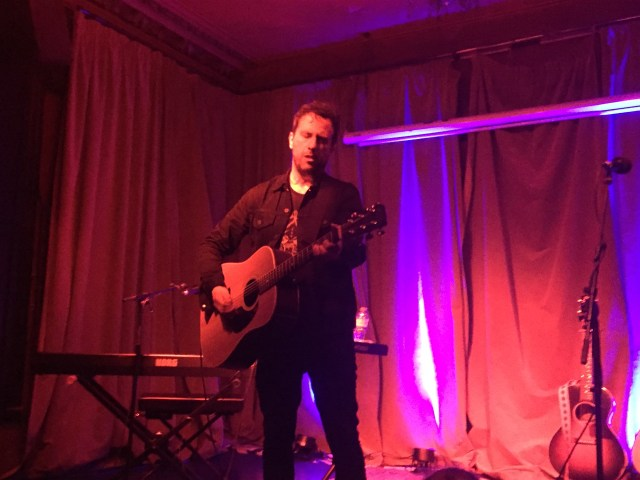 REVIEW: Will Hoge – Live At Gullivers, Manchester
