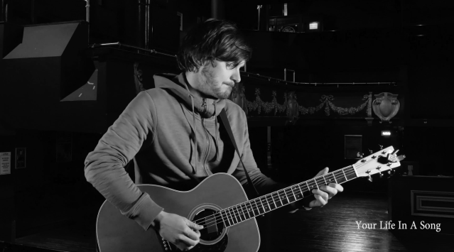 LIVE SESSION: Charlie Worsham – 'Only Way To Fly'