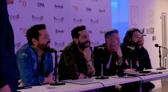 C2C PRESS CONFERENCE: Old Dominion