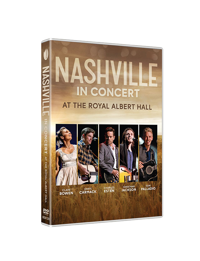 Make Sure You Grab A Copy Of The Nashville In Concert DVD!
