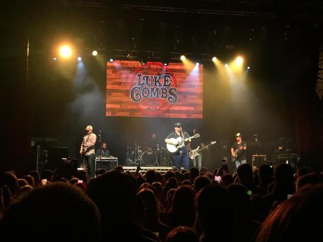 GIG REVIEW: Luke Combs – Live At The O2 Ritz, Manchester (Support – Ashley McBryde)