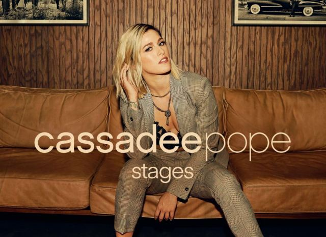 ALBUM REVIEW: Cassadee Pope – 'Stages'