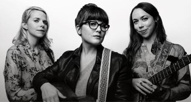 GIG REVIEW: I'm With Her – Live At Hackney Empire, London