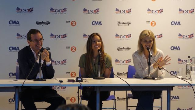 C2C PRESS CONFERENCE: Runaway June