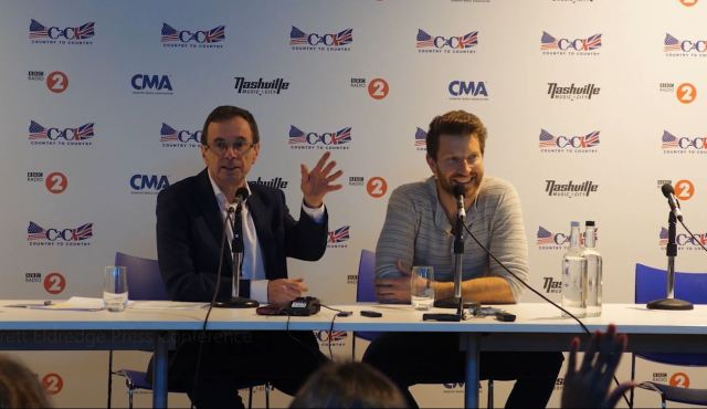 C2C PRESS CONFERENCE: Brett Eldredge