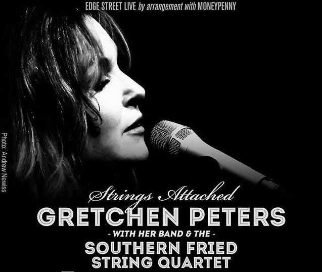 GIG REVIEW: Gretchen Peters – Live At Cadogan Hall, London